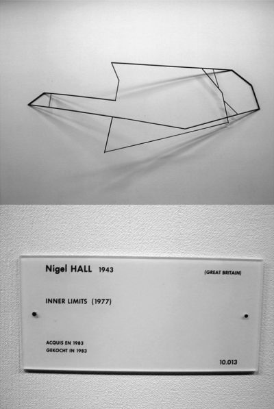 Nigel Hall Page
