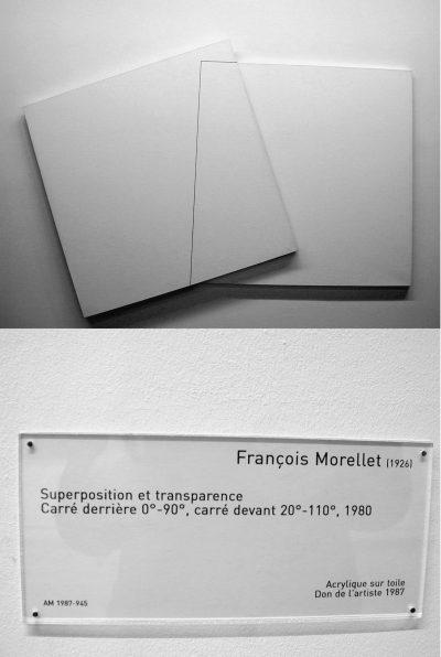 François Morellet Page