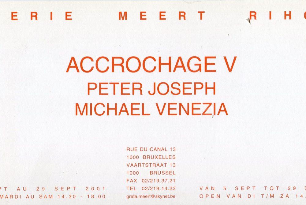 Accrochage V