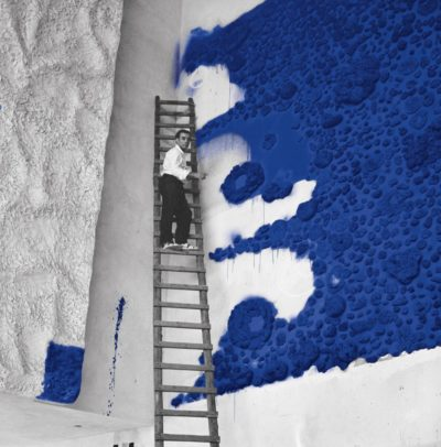 The Sky as a Studio. Yves Klein and his contemporaries