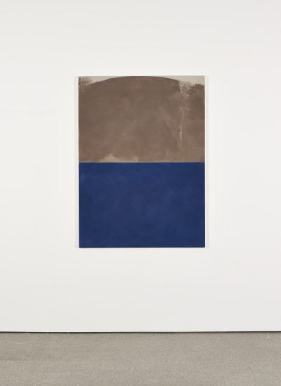 Bronze over Dark Blue. Sept. 05 – 312