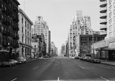 3rd Avenue at 85th Street, New York, Upper East 1978