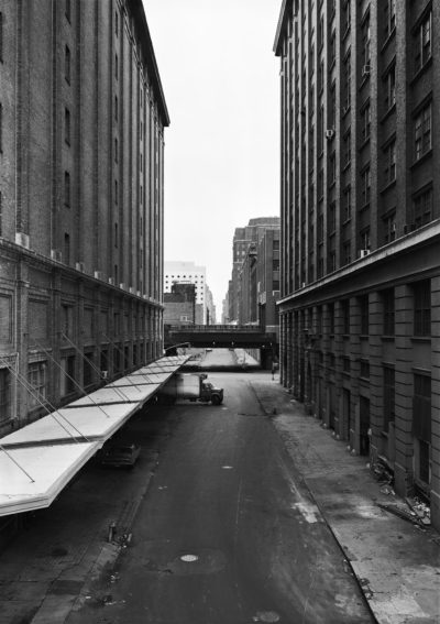 16th Street from West Highway, New York 1978